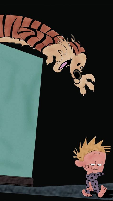 Find the best calvin and hobbes wallpapers on wallpapertag. Calvin and Hobbes iPhone Wallpaper for Desktop ...