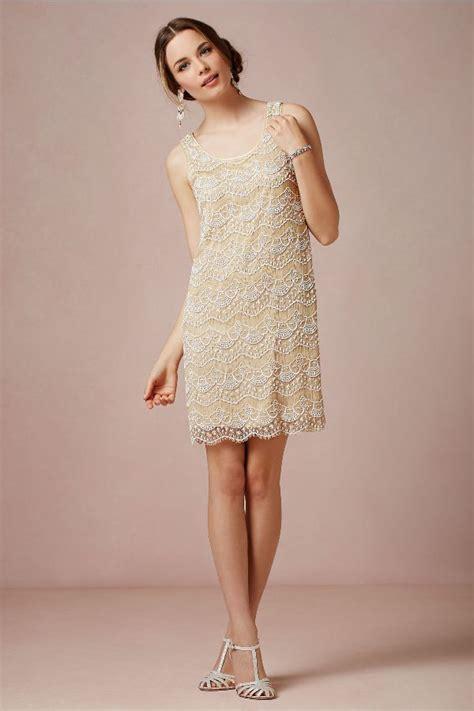 mack beauty  fashion short wedding dresses