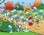 The Smurfs Wallpapers - Cartoon Wallpapers