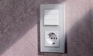 Steckdose Mit Lichtschalter Schalten : lichtschalter ~ Orissabook.com Haus und Dekorationen