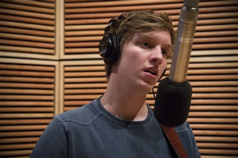 George Ezra Performs In The Current Studio