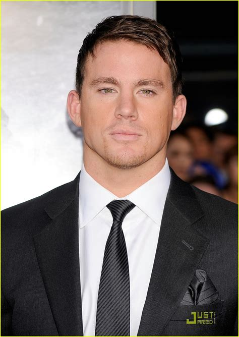 Elva Barnett Channing Tatum Background