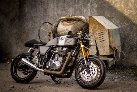 Royal Enfield Continental Gt 650 4k Wallpapers by Royal Enfield Continental Gt Rocketgarage Cafe Racer