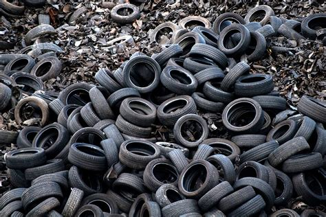 Rubber Recycling | Traffic Management Blog
