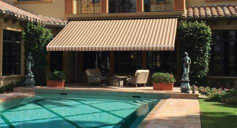 Retractable Awnings, Retractable Shades