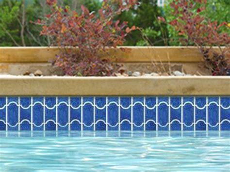 national pool tile national pool tile botanical series pool tile bue44
