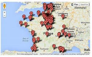 Brico Dépôt Le Plus Proche : carte interactive les 178 magasins qui bricolage ~ Dailycaller-alerts.com Idées de Décoration