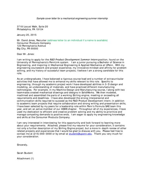 Summer Cover Letter by Cover Letter Exles For Students Summer World Of
