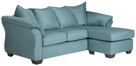 Contemporary Sofa Chaise by Contemporary Sofa Chaise With Flared Back Pillows By