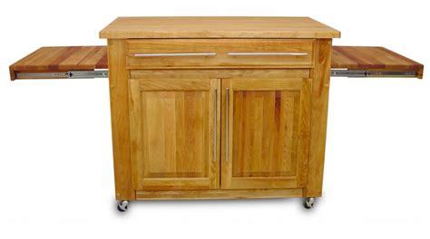 kitchen island trolleys catskill craftsmen the empire island kitchen trolley at
