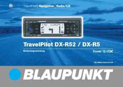 blaupunkt travelpilot dx r52 gps navigation manual for free now 261d6 u manual