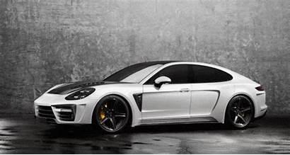 Stingray Panamera Gtr Porsche Topcar Edition Revs