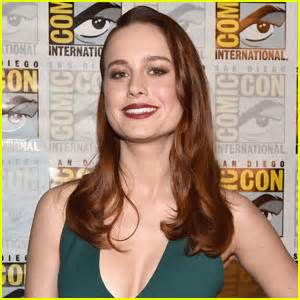 brie larson last name brie larson is studying up for her role in captain marvel