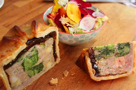 cuisine roux langon rabbit pâté en croute recipe by michel roux jr decanter