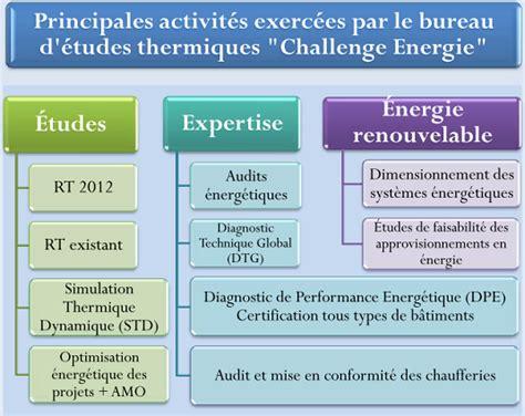 bureau d etude thermique bureau d 39 étude thermique limousin challenge energie