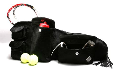 Traci Bags Launches Luxury Tennis Bag and Handbag Collection