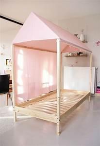 Tete De Lit Cabane : diy le fameux lit cabane t te d 39 ange ~ Melissatoandfro.com Idées de Décoration