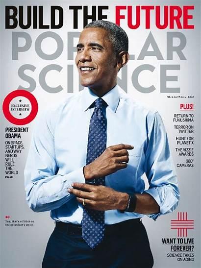 Popular Science Magazine Magazines Obama Barack Inmate