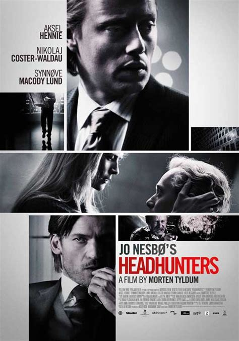 trailer poster  headhunters