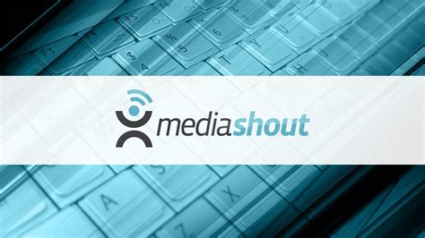 mediashout shortcut keys cmg church motion graphics