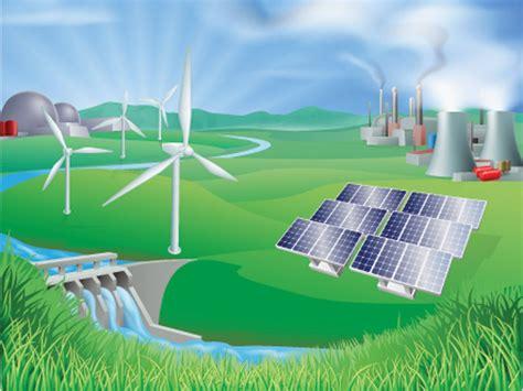 Mixing Energy Resources