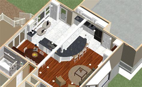 kitchen remodeling design  open floor plan  watchung