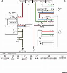 Subaru Legacy Service Manual - Electric Power Steering System Wiring Diagram