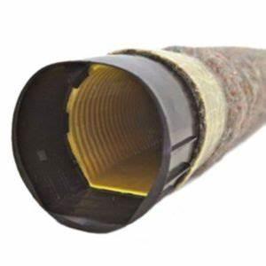 Feutre Sous Gravier : gaine drain et tuyau de drainage castorama ~ Premium-room.com Idées de Décoration