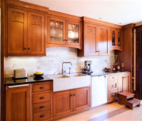 mission style kitchen cabinet doors best 25 mission style kitchens ideas on