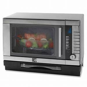 Kalorik Smart Oven - Microwave, Steamer, Convection - The