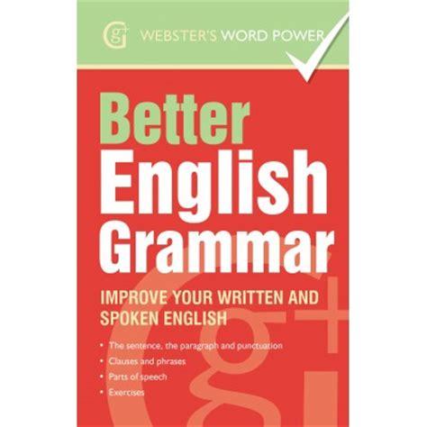 Geddes And Grosset  Better English Grammar