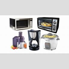 Savings Tip Buy Kitchen Appliances Online  Face & Fitness