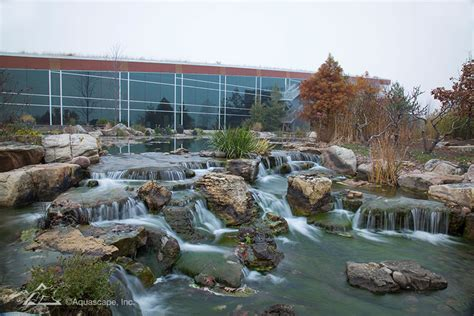 Aquascape Environmental by About Aquascape Construction In St Charles Illinois