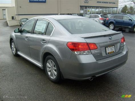 2011 Subaru Legacy 2 5i Premium Specs by Steel Silver Metallic 2011 Subaru Legacy 2 5i Premium