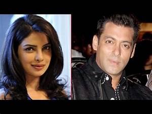 Priyanka Chopra Will Make A Lovely Wife, Says Salman Khan ...