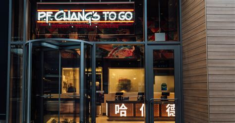 pf changs starts rollout   premise  riff