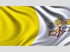 Flaga, Watykan