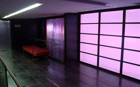 led panel light rgb panel wall backlit wall panels