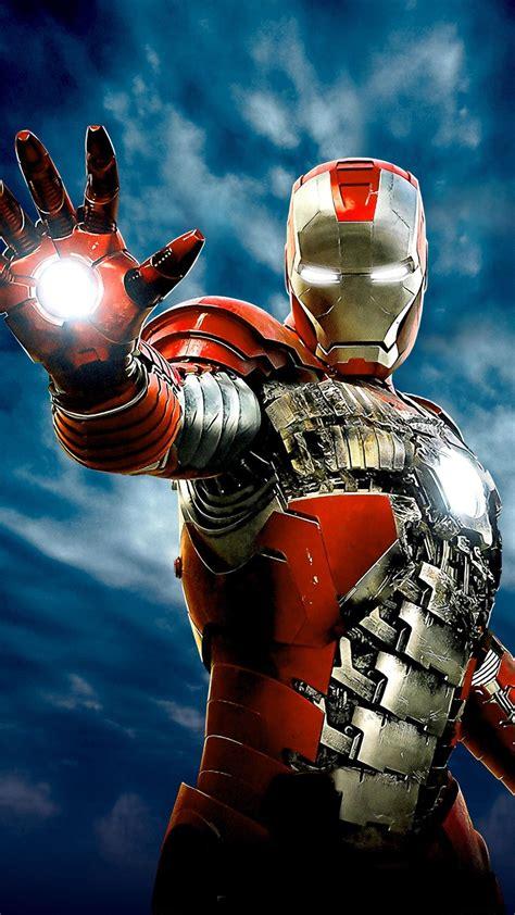 Iron Man Black Armour Iphone 6 Plus Hd Wallpaper Ipod