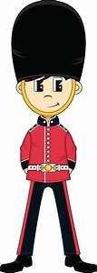 Royal Guards clipart british person - Pencil and in color ...