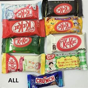 Sweets Online De : 9 small pieces pack kinds flavor japanese food sweets kit kat matcha green tea chocolate ~ Markanthonyermac.com Haus und Dekorationen