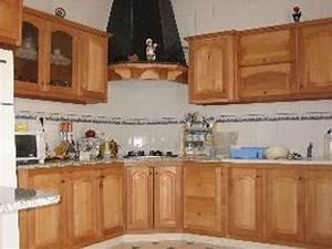 element cuisine en bois le bois chez vous With deco cuisine pour meuble en bois