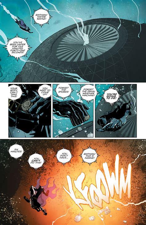 Read online Batman: Rebirth comic - Issue # Full