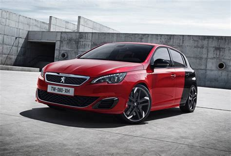 peugeot gti peugeot 308 gti confirmed for australia arrives 2016