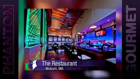 restaurant ma cuisine the restaurant woburn ma phantom gourmet