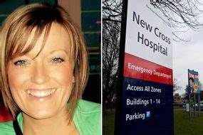 Grieving daughter Julie Hurst bruised by hospital security ...