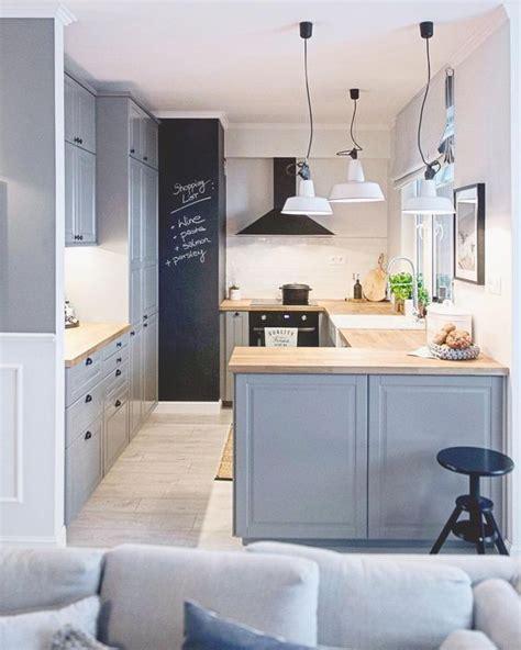 ideas  pequenas cocinas tendencias en decoracion