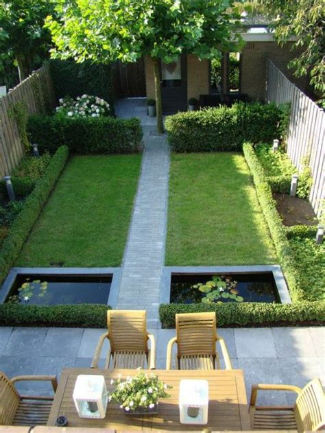 comment amenager  petit jardin idee deco original
