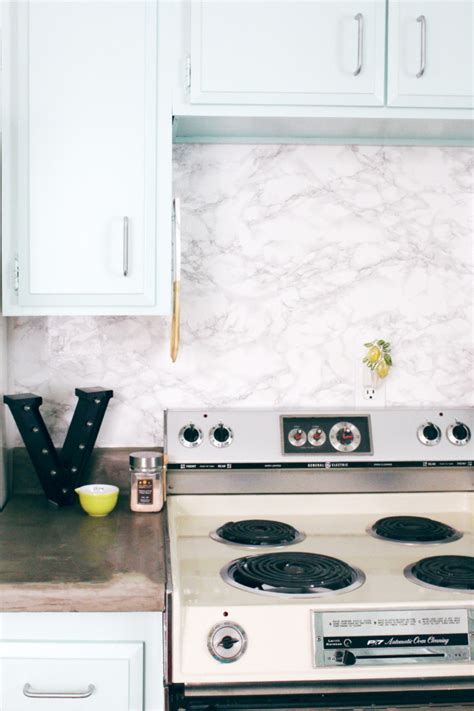 contact paper kitchen backsplash diy marble contact paper backsplash a joyful riot 5680