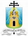 File:Escudo Arquidiocesis de Medellin.png - Wikimedia Commons